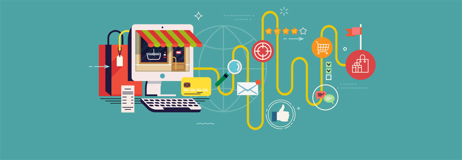 Customer experience pour un achat en ligne