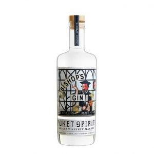 bouteille de Bishop's Gin