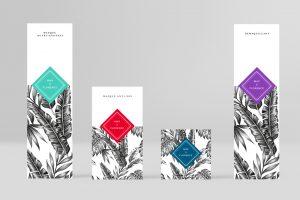 packagings pour une étude de marché cosmétiques