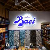 Le Bacio Perugina a son magasin dédié à Pérouse