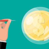 Crise du Covid : une double bulle financière et technologique se forme